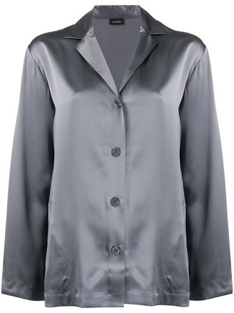 La Perla Two-Piece Silk Pajama 0020288   Farfetch