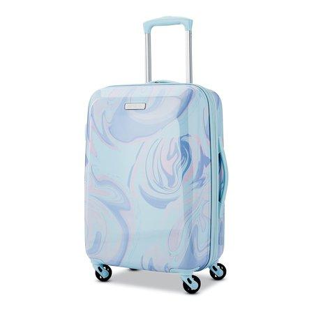 American Tourister Burst Max Printed Hardside Spinner Luggage   Kohls