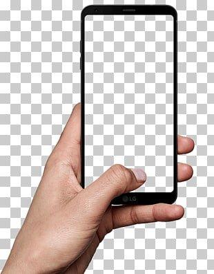 Smartphone Xiaomi Mi A1 Xiaomi Mi MIX 2 Telephone, xiaomi mi mix mobile frame, person holding black smartphone displaying blue screen PNG clipart | free cliparts | UIHere