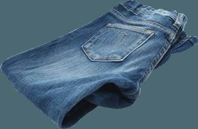 jeans folded men