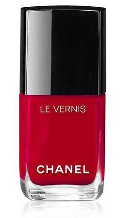 Chanel Red Nail polish