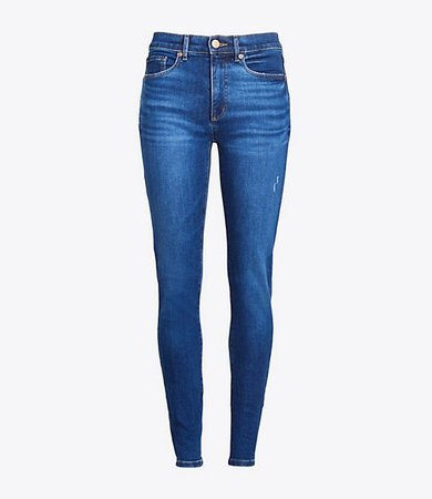 Skinny Jeans in Rich Authentic Indigo Wash