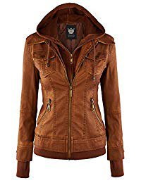 brown leather jacket - Google Search