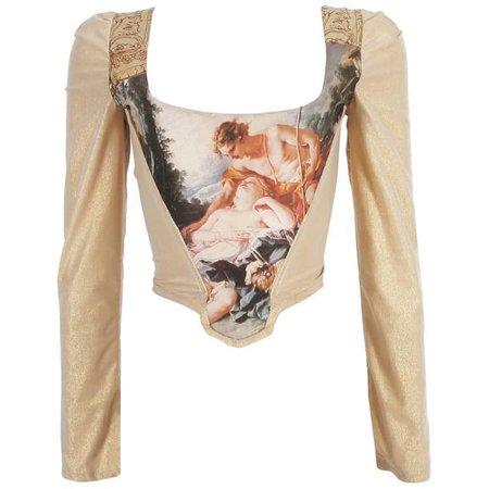 Vivianne westwood corset top