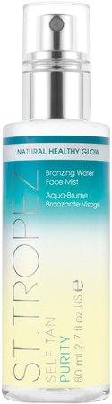 Self Tan Purity Bronzing Water Face Mist