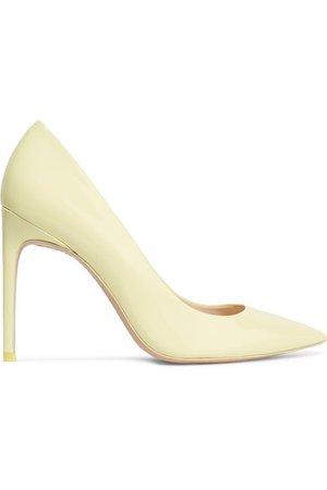 Sophia Webster Pastel Yellow Pump