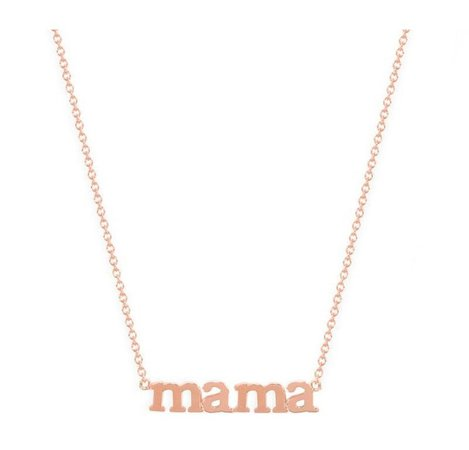 ByChari necklace mama