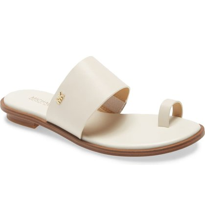 MICHAEL Michael Kors August Slide Sandal (Women) | Nordstrom