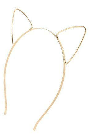 BP. Cat Ears Headband (Juniors) | Nordstrom