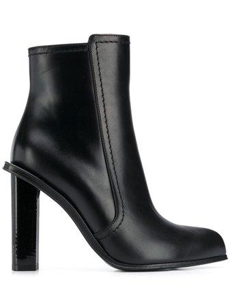 Alexander McQueen 120mm Ankle Boots - Farfetch