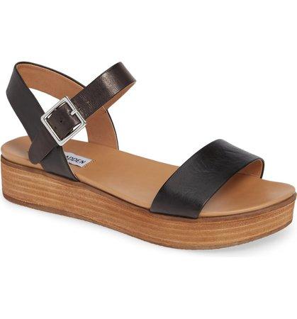 Steve Madden Aida Platform Sandal (Women)   Nordstrom