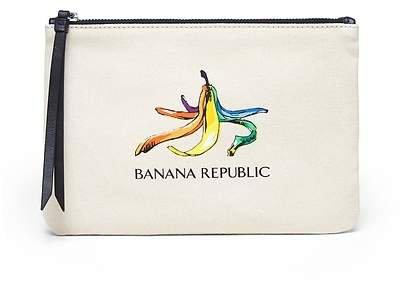 Pride 2019 Banana Zip Pouch