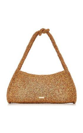 Tala Wood Bead Shoulder Bag By Cult Gaia | Moda Operandi