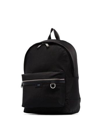 BOSS Meridian zip-up backpack