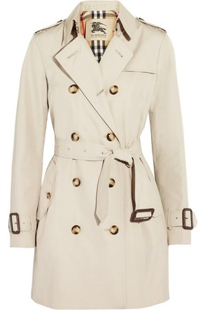Burberry Trench Coat Mid-Length