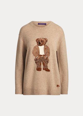 Ralph Lauren, Bedford Bear Sweater