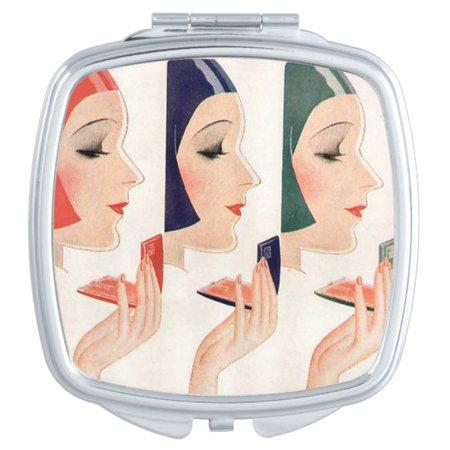 Art Deco Compact Mirror   Zazzle.com