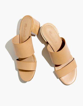 Women's Kiera Mule Sandal | Madewell beige