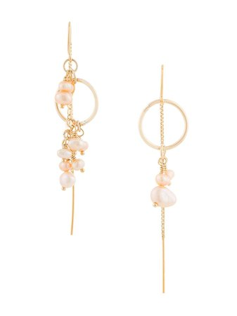 Petite Grand Hana Earrings Ss20 | Farfetch.Com