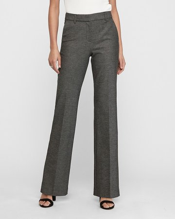 High Waisted Trouser Pant