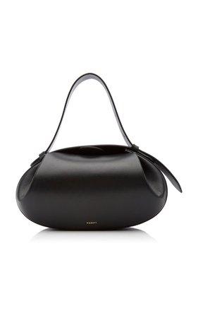 Loaf Leather Top Handle Bag by Yuzefi   Moda Operandi