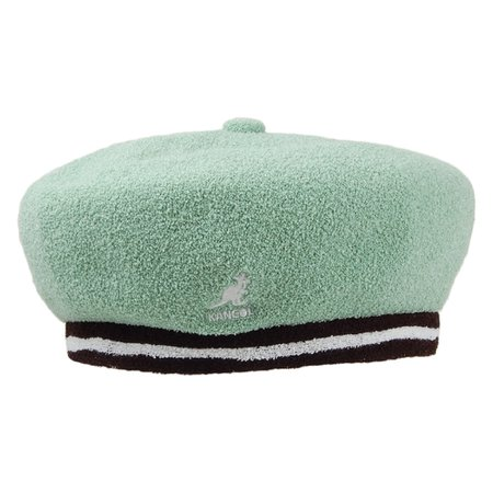Kangol 2-Tone Bermuda Jax Beret - Mint