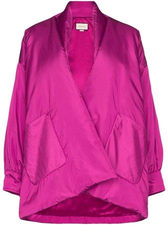 Gucci bomber-style Puffer Jacket - Farfetch