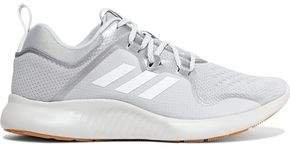Edgebounce Shell-paneled Printed Mesh Sneakers