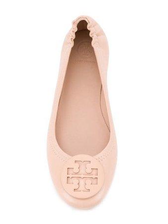 TORY BURCH Minnie ballerinas
