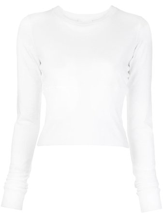 Wardrobe.nyc Release 05 Long-Sleeved T-Shirt Ss20 | Farfetch.com