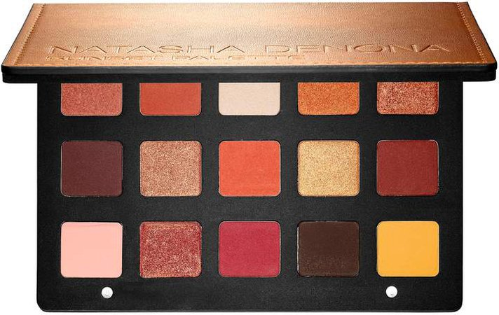 Natasha Denona - Sunset Eyeshadow Palette