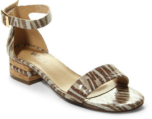 Hedy Ankle Strap Sandal