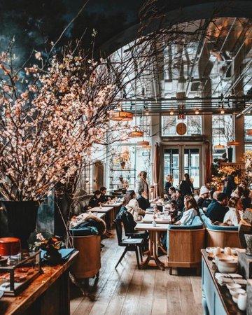 autumn brunch restaurant - Google Search