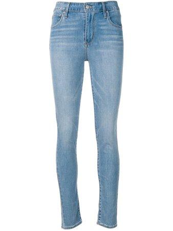 Levi's mid-rise Skinny Jeans - Farfetch