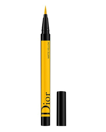 Dior Diorshow Liner Star, Matte Yellow