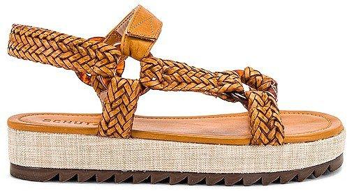 Jennie Platform Sandal