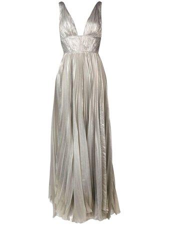 Maria Lucia Hohan Riley Metallic Maxi Dress - Farfetch