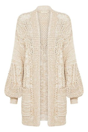 Carmen Knit Cardigan – Spell - USA