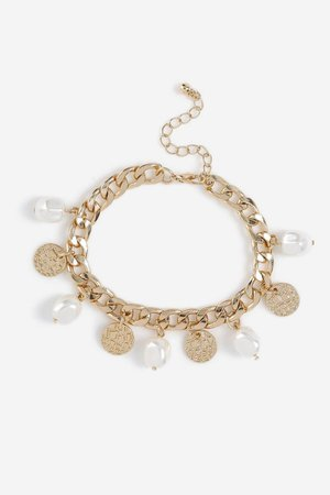 Cream Bracelets Jewelry | Bags & Accessories | Topshop