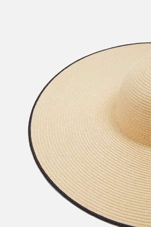 PAMELA GRANDE - Sombreros   Turbantes-ACCESORIOS-MUJER   ZARA España