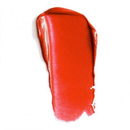 lipstick orange/red smear