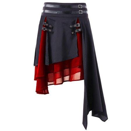 Dark gothic skirt
