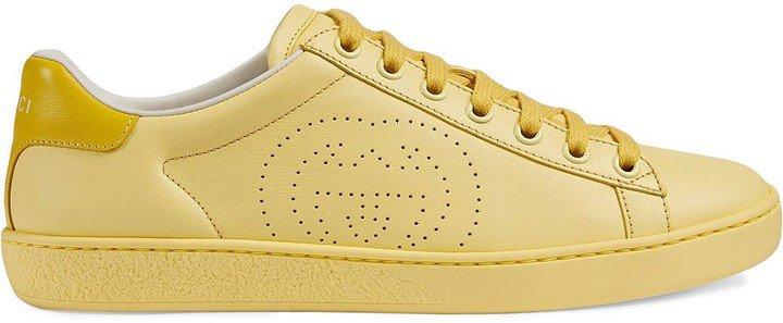 Interlocking G Ace sneakers