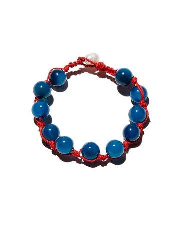 AQUA Agate Beaded Bracelet - 100% Exclusive | Bloomingdale's