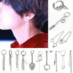Kim Taehyung Earrings 1