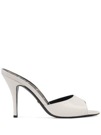 Gucci Slip-On Stiletto Sandals Ss20 | Farfetch.com