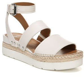 Calvin Wedge Sandal