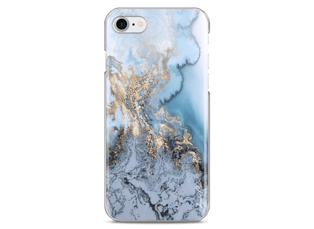Coque iPhone 7/iPhone 8 Blue Sky Marble | Master Case