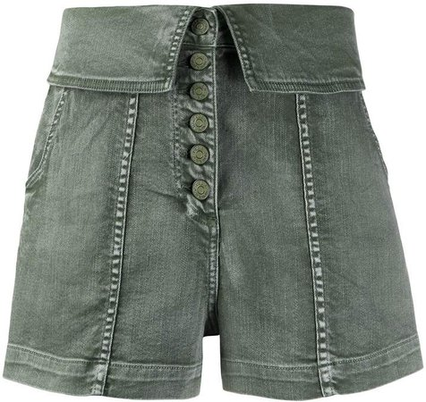 Kase high rise shorts
