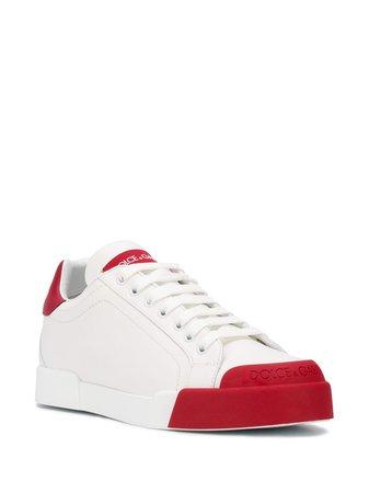 Dolce & Gabbana Portofino lace-up Sneakers - Farfetch
